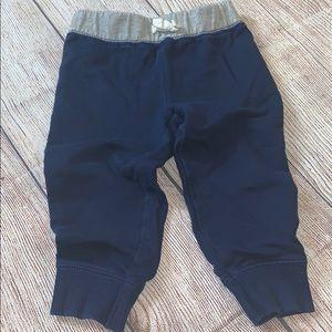 Carter's Navy Cotton Sweats/Joggers EUC
